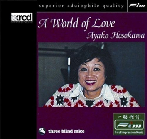 『A World of Love』細川綾子