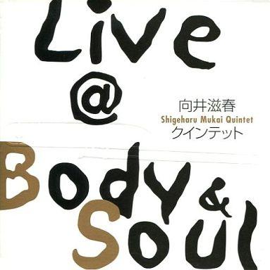 『Live@Body&Soul』向井滋春